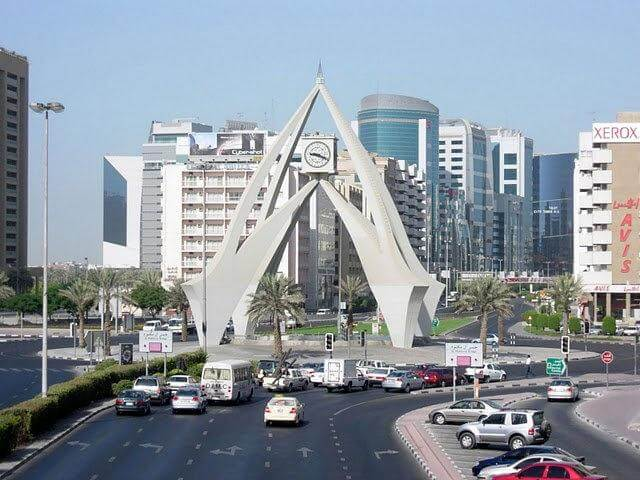Dubai Cars & Automotive Zone (DUCAMZ)