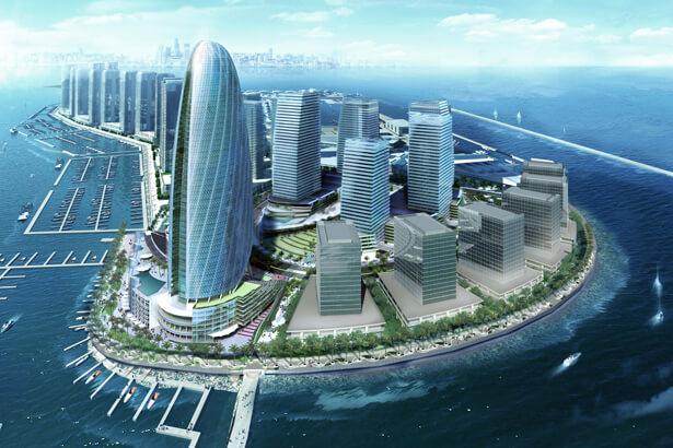Dubai Maritime City (DMC) - UAE Company Setup