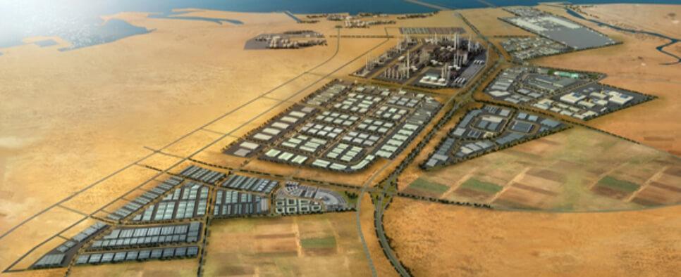 Khalifa Industrial Zone Abu Dhabi (Kizad)